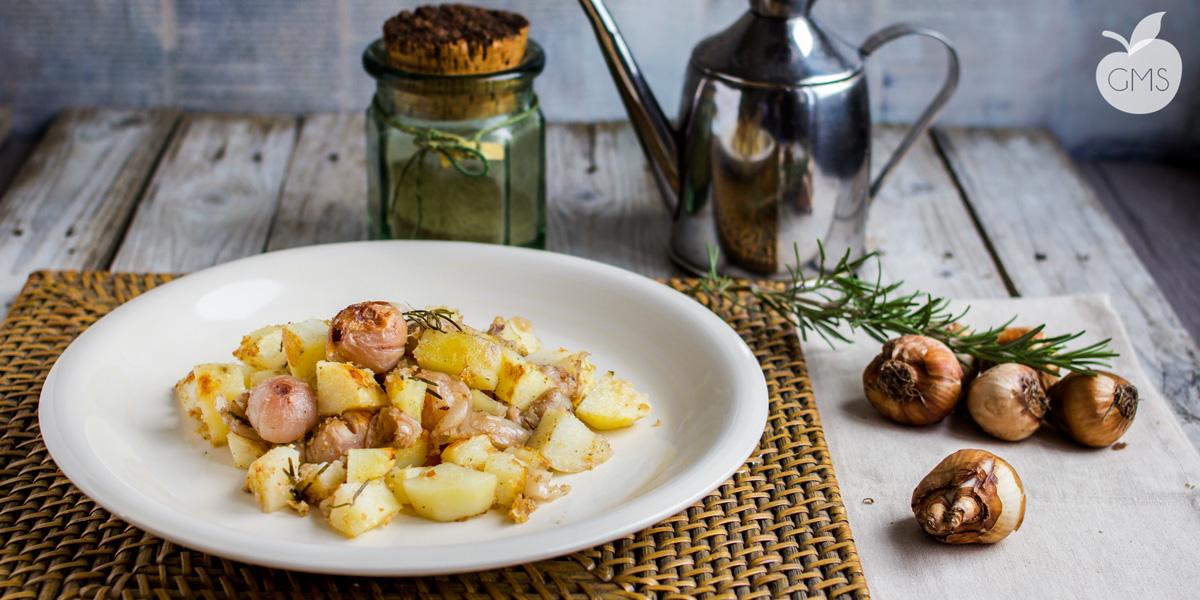 +lampascioni-con-le-patate
