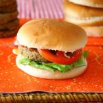 Hamburger vegetariani di lenticchie