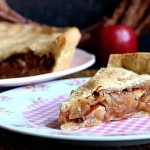Apple pie ricetta originale di Peggy