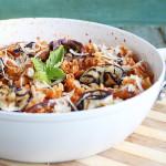 Pasta alla Norma | Ricetta light