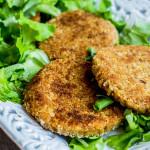 Burger di soia | Ricetta vegan