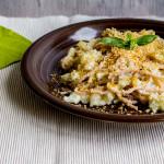 Spaghetti integrali con il cavolfiore |  Ricetta vegan