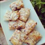 #iomangiosano | Involtini di riso ripieni di verdure e tofu