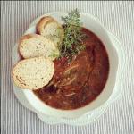 #iomangiosano | Zuppa di legumi e cavolo nero