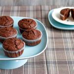 Muffin al cioccolato e cocco | Ricetta Vegan