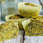Muffin alle verdure | Ricetta vegan