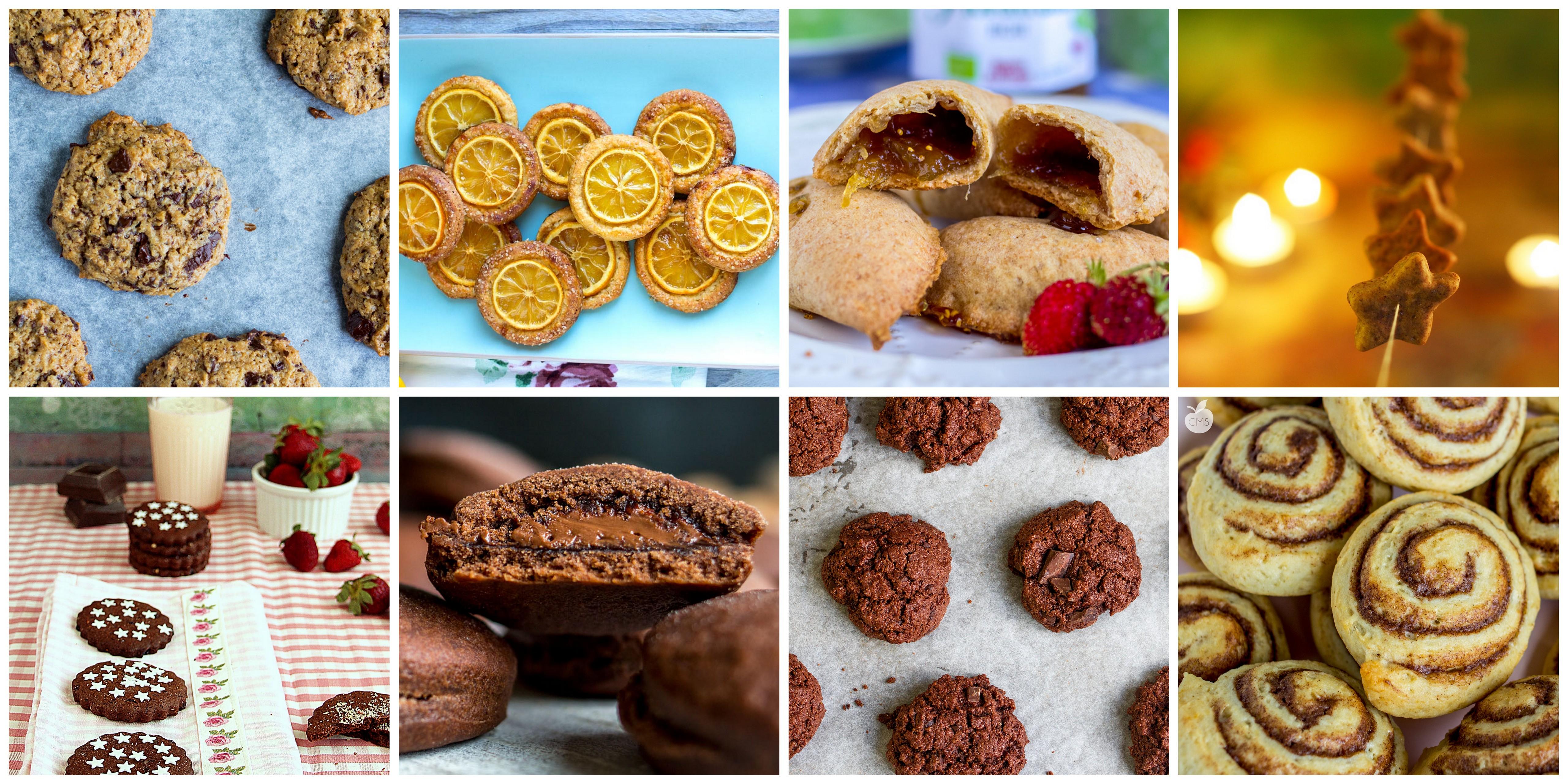 Eccezionale 10 ricette e idee per biscotti vegan, facili e buonissimi! - Il  LK82