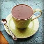 Cioccolata calda all'arancia | Ricetta Vegan