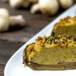 Funghi ripieni al forno | Ricetta Vegetariana