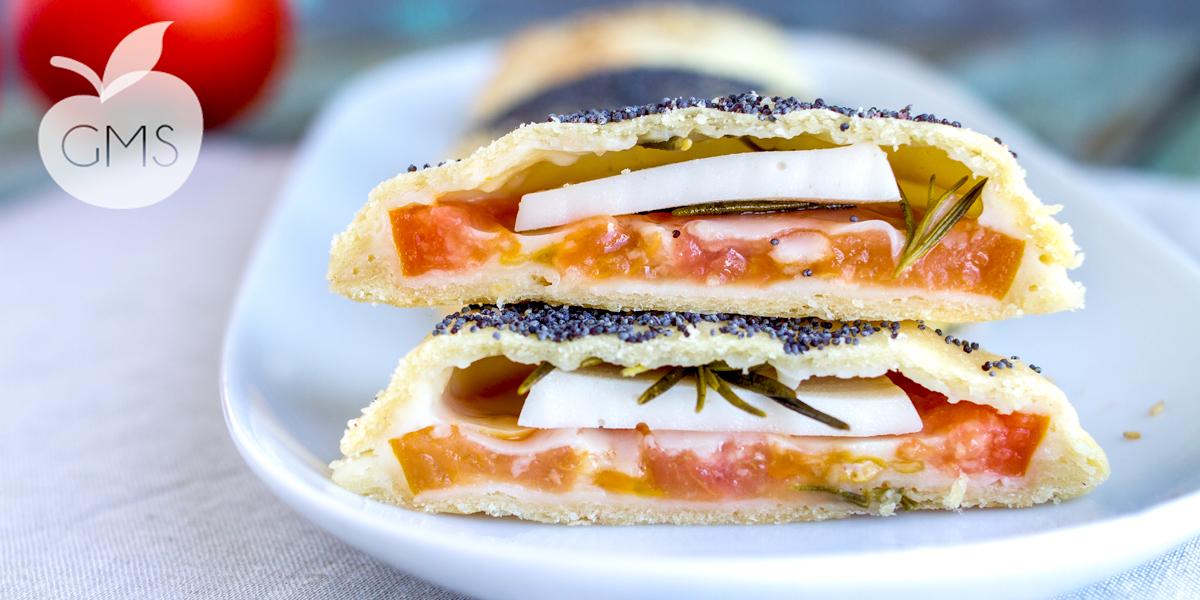 Tartine al pomodoro ed erbe aromatiche | Ricetta vegan