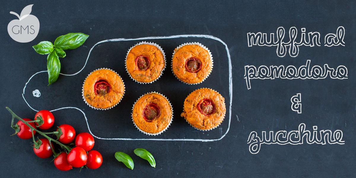 Muffin al pomodoro | Ricetta senza burro