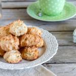 Biscotti al cocco | Ricetta facilissima