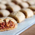 Biscotti ai fichi | Ricetta Vegan