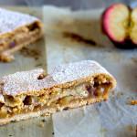 Strudel di mele | Ricetta Vegan