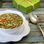 Zuppa di legumi | Ricetta facile