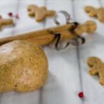 Gingerbread vegan | Pasta frolla speziata