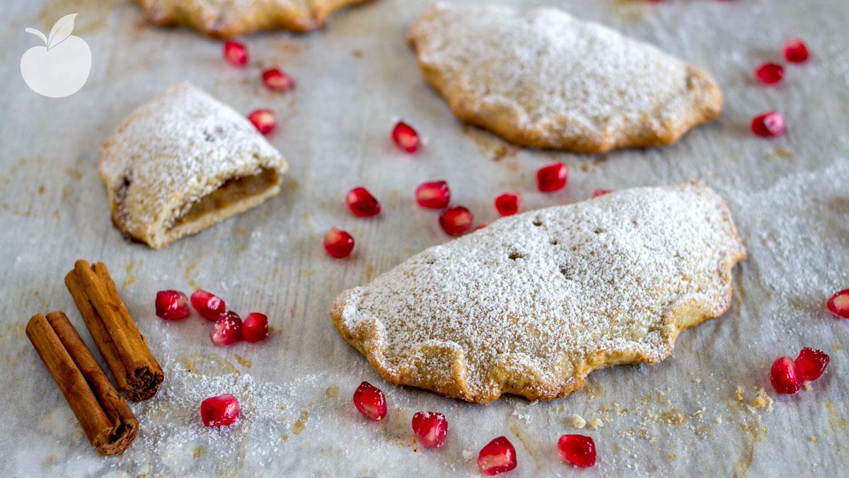 Super Biscotti ripieni alle pere e cardamomo | Ricetta vegan - Il Goloso  LQ57
