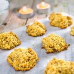 Biscotti morbidi al cocco | Ricetta vegan