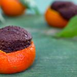 Muffin al mandarino e cioccolato | Ricetta vegan