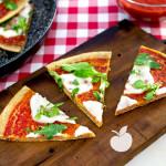 Pizza in padella in 20 minuti| Ricetta velocissima