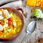 MINESTRONE DI VERDURE | UN PIATTO SEMPLICE E NUTRIENTE | CON ZUCCA E CAVOLO