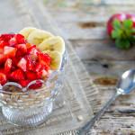 Oat meal con frutta fresca | Ricetta Vegan