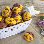 Biscotti al doppio cioccolato GOLOSISSIMI e super INZUPPOSI