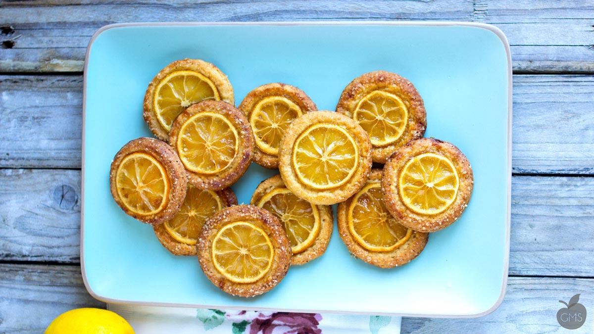 Biscotti al Limone | Ricetta vegan
