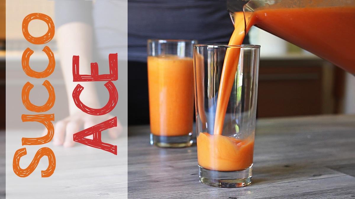Succo di frutta fatto in casa | ACE