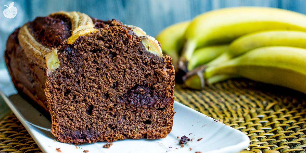 Banana Bread | Ricetta vegan senza zucchero