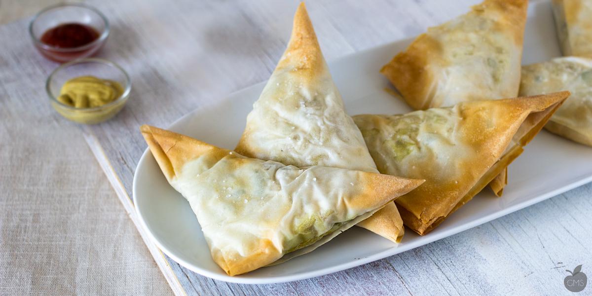 Samosa ricetta indiana