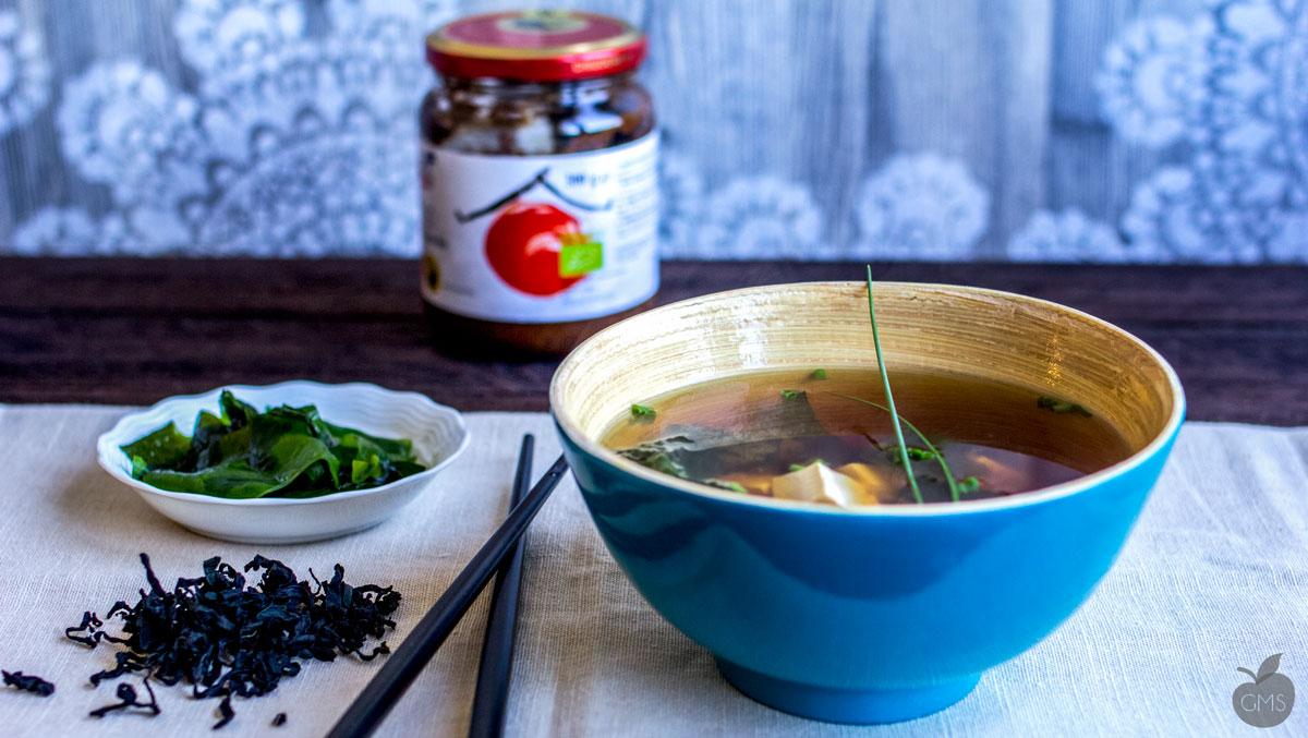 Zuppa di miso | Ricetta giapponese