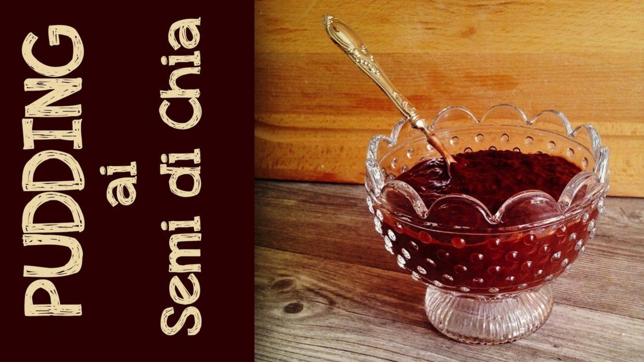 Pudding ai semi di chia | Budino al cioccolato