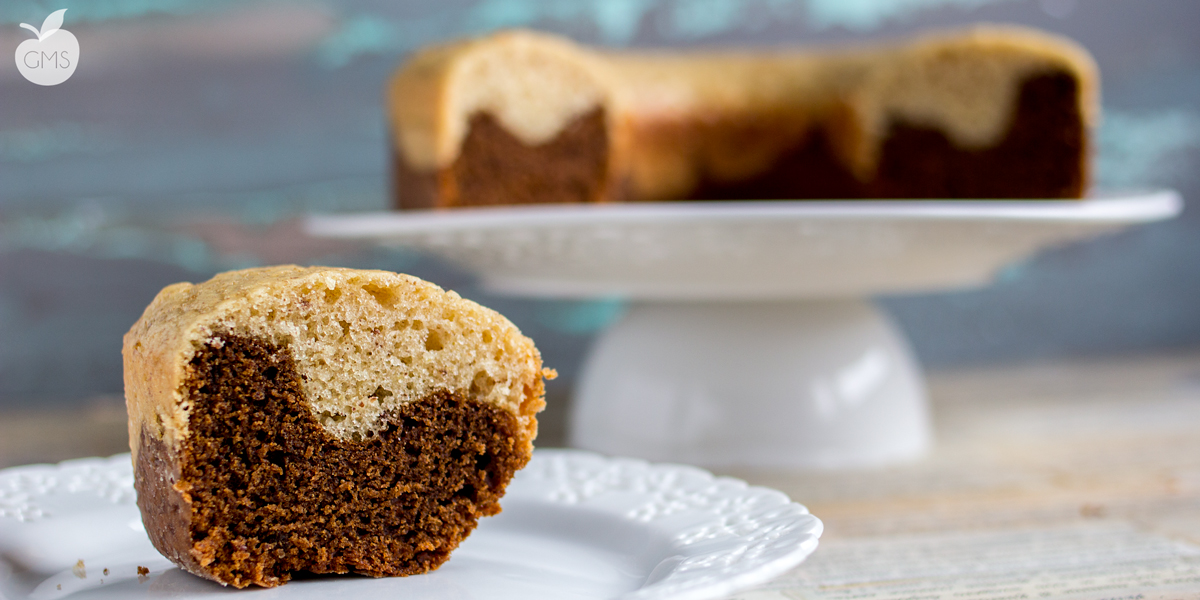 Torta cappuccino | Ricetta vegan
