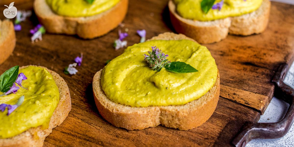 Hummus speziato – Spicy Hummus Mayo