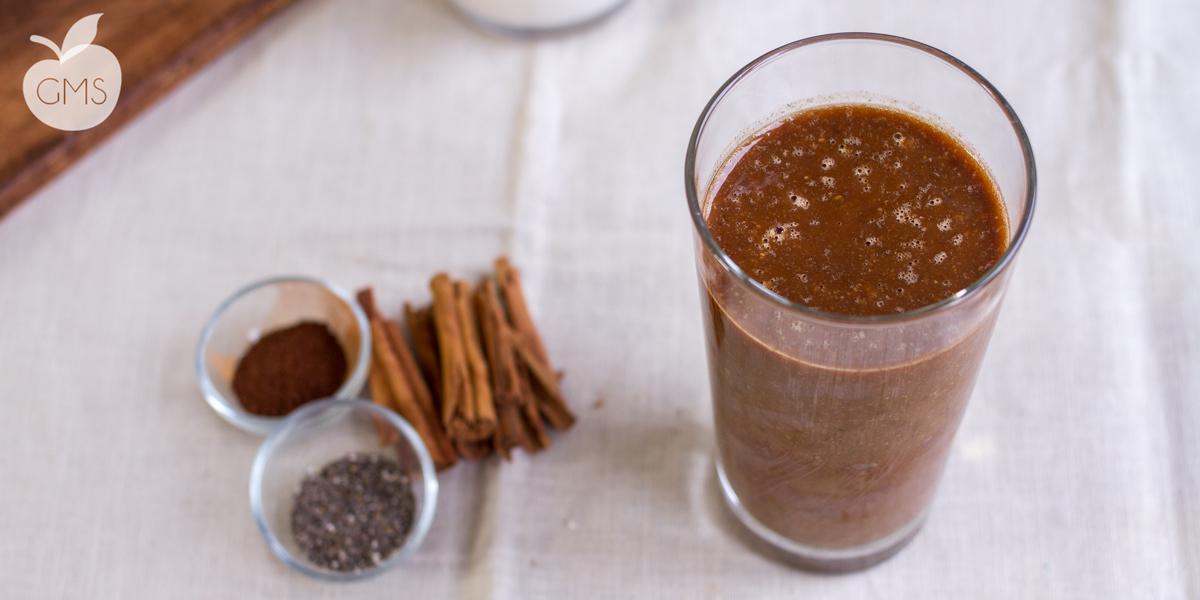 Smoothie banana & caffè | Energy drink