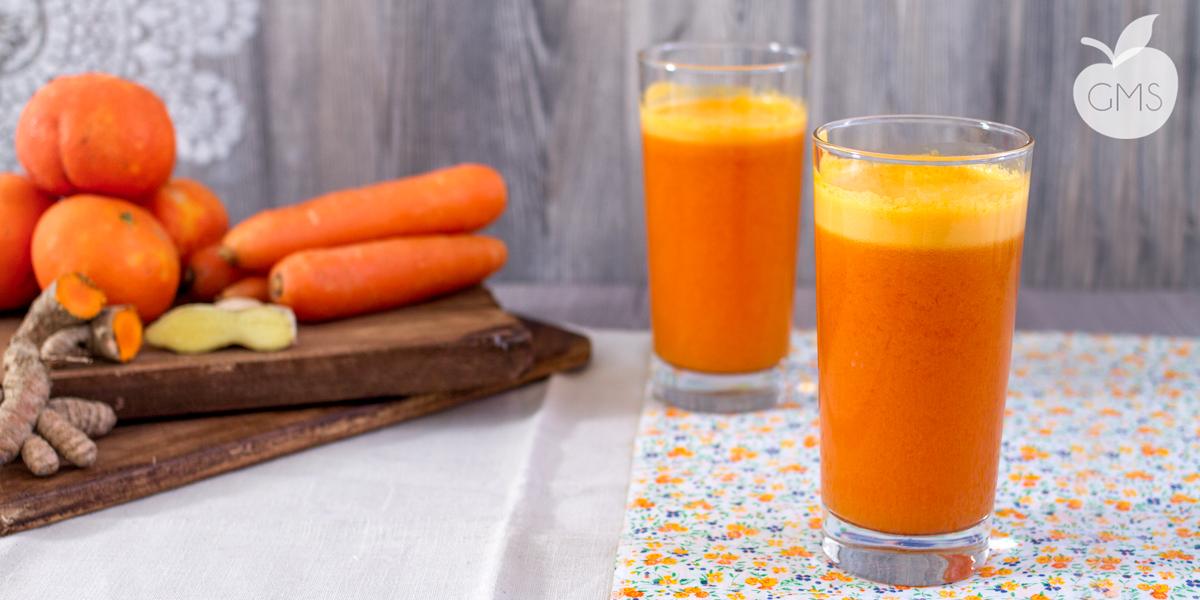 Centrifugato arancione