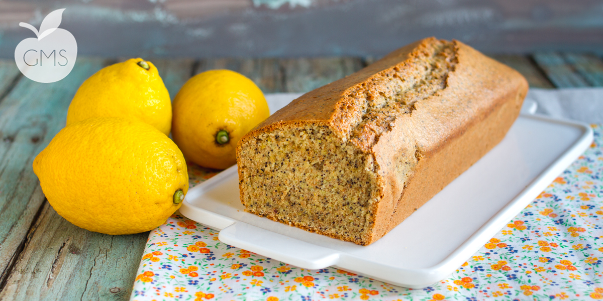 Plumcake al limone integrale | Ricetta vegan