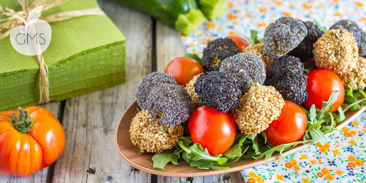 Polpette di tofu e zucchine | Ricetta Vegan