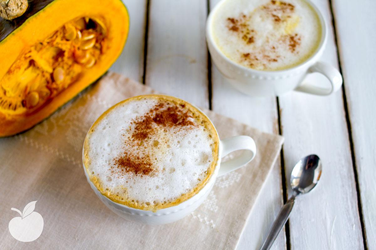 Pumpkin Spice Latte come da Starbucks | Ricetta vegan