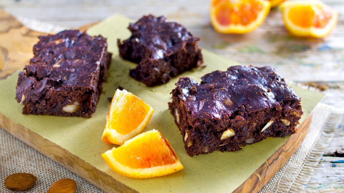 Brownies al cioccolato   Ricetta Vegan