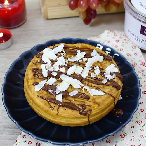 Pancake tortino soffice