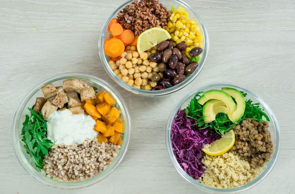 3 idee per pranzo